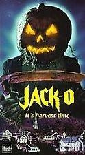 Jack-O [VHS]