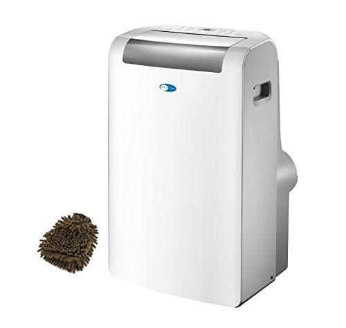 ARC148MS Whynter Portable Air Conditioner, 14,000 BTU (Complete Set) w/ Bonus: Premium Microfiber Cleaner Bundle (Whynter 14000 Btu compare prices)