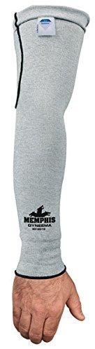Memphis 9318D10 - Dyneema 18'' Plain Sleeves, (10 pack) by Memphis Gloves
