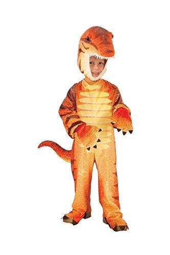 Forum Novelties Plush Raptor Child Costume, Small ()
