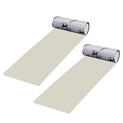 "Gear Aid Tenacious Tape Repair Tape for Fabric and Vinyl, 3"" x 20"" 2pk Platinum by Gear Aid (Image #1)"