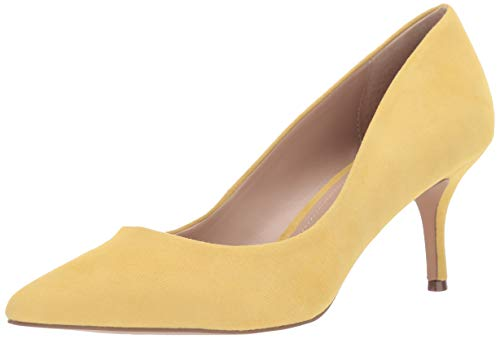 CHARLES BY CHARLES DAVID Women's Addie Pump, Lemon Drop, 8.5 M US