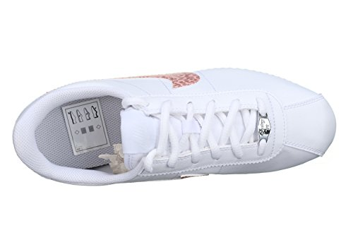 White 102 Coral Running Sl Women's Gs Shoes Cortez Multicoloured Basic Stardust Nike P6qwxF8x