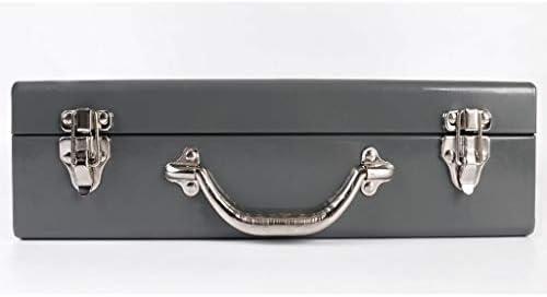 JSY アイアンボックスアイアンボックス肥厚Toolboxのパワーツールアイアンボックス電動ハンマアイアンボックス家庭用ツールボックス ツールボックス