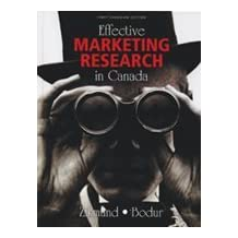 Effective Marketing Research in Canada