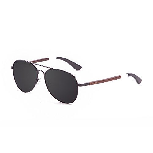 Ocean Sunglasses San Remo Lunettes de Soleil Mixte Adulte, Or