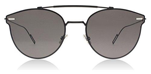 Dior Homme Pressure 807 Black Pressure Round Sunglasses Lens Category 3 Size - Mens Homme Dior Sunglasses