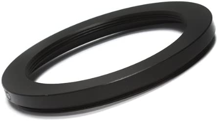 Pixco 62-49mm Step-Down Metal Adapter Ring 62mm Lens to 49mm Accessory