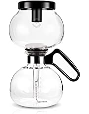 Yama Glass 8 Cup Stovetop Coffee Siphon (Syphon)