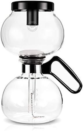 Yama Glass 8 Cup Stovetop Coffee Siphon Syphon