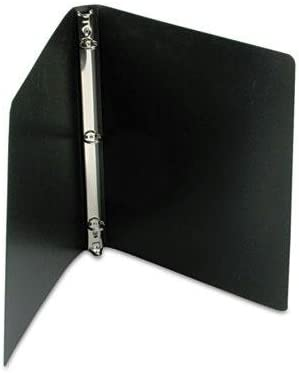 Accohide Poly Ring Binder With 23-Pt Cover 1//2 Capacity Black Product Category Binders /& Binding Systems//Binders 8 Pack