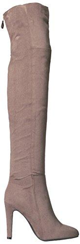Damen Taupe für Slouch 01x Qupid Norah Stiefel wxAgTX4q