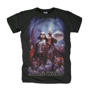 Bravado - Star Wars T-Shirt The Empire Size L