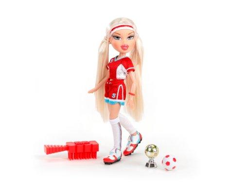 MGA Bratz Sportz Doll Soccer Cloe