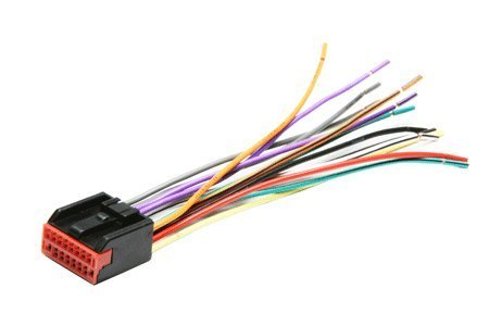 31f1Kzw5kTL amazon com absolute awh140 (71 1771)reverse wiring harness for 2004 ford radio wire harness color codes at edmiracle.co
