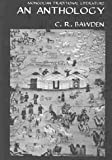 An Anthology of Mongolian Traditional Literature, Charles R. Bawden, 0710306547