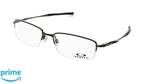 1005b1339ba Amazon.com  Oakley Rhinochaser Men s Active RX Prescription Frame - Satin  Black Size 52-18-143  Shoes
