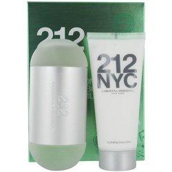 - CAROLINA HERRERA 212 2-Piece Eau De Toilette Spray Set for Women
