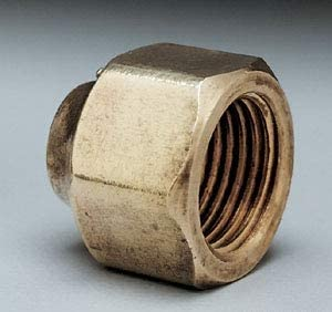Brass Generic Fit Flare Nut 1 4 Ffl X 3 16 Od Nrs443 Reducing Short