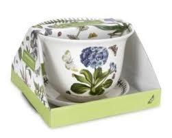 (Portmeirion 467231 Botanic Garden Flower Pot & Stand, 8