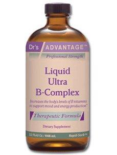 Dr.'s Advantage - Liquid Ultra B-Complex 32 fl oz