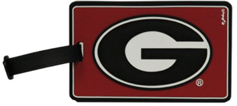Game Day Outfitters 1937908 University of Georgia - Luggage Tag PVC - Case of 144 by Game Day Outfitters