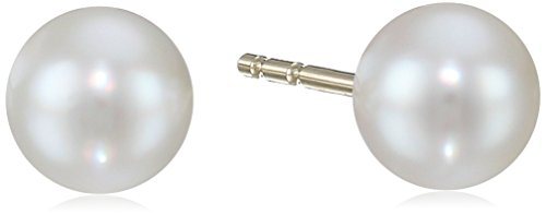 Round Akoya Cultured Quality Earrings