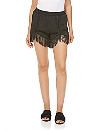 Reflex Short Shorts For Women - Black