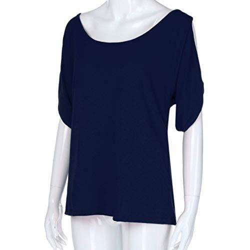 77f3d05b6ca63 ... Schwarz Z Et Blouse Festives Col Hipster lgant Motif Slim T Mode Jeune  Tunique Haut Shirts ...
