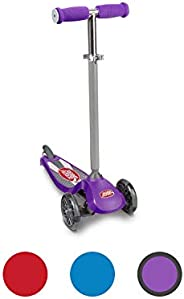 Radio Flyer Lean 'N Glide Scooter with Light Up Wheels Veh
