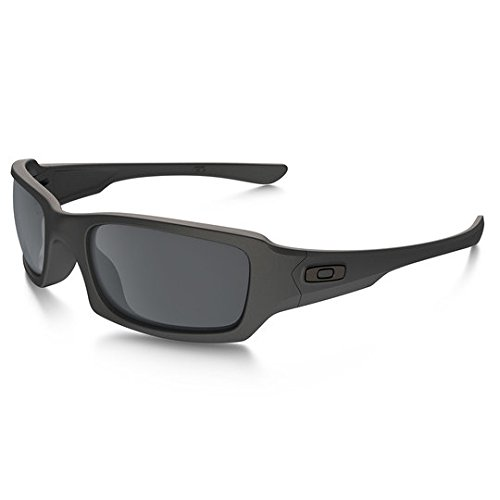 Oakley SI Fives Squared Polarized Sunglasses Cerakote for sale  Delivered anywhere in USA