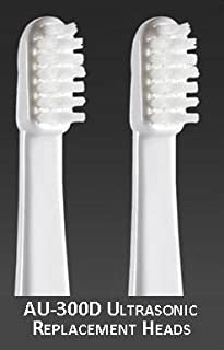 Smilex Grey & White Handle Ultrasonic Toothbrush Replacement