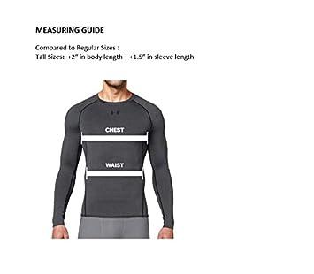Under Armour Mens HeatGear Compression Long Sleeve