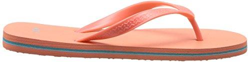 O'Neill FTW NORONHA - Sandalias de material sintético para mujer rojo - Rot (3065 Fusion Cor)