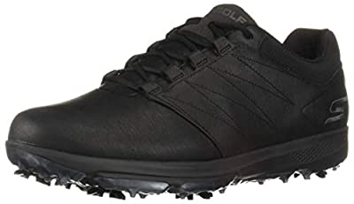 Skechers Men's Pro 4 Waterproof Golf Shoe by Skechers