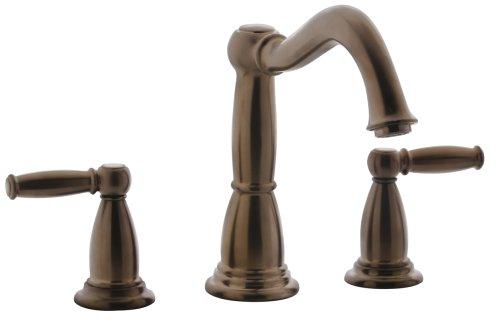 Hansgrohe Retroaktiv Shower Faucet - Hansgrohe 06043620 Tango C Trim 3-Hole Roman Tub Set Lever Handle, Oil Rubbed Bronze