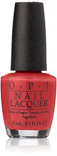 OPI Nail Lacquer, Long Lasting Nail Polish, Oranges, 0.5 Fl Oz