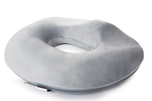 Dr. Flink Donut Seat Cushion Pillow Memory Foam
