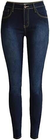 C.X Trendy Women's Stretch jeans Sexy Skinny Pants Slim Jeggings