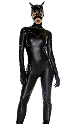 Forplay Women's On The Prowl, Black, -