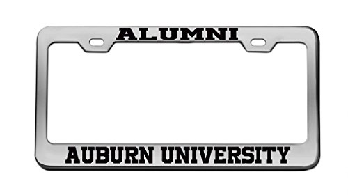 Compare price to auburn alumni license plate frame | TragerLaw.biz