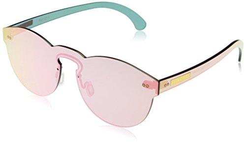 SUNPERS Sunglasses SU22.4 Lunette de Soleil Mixte Adulte, Noir