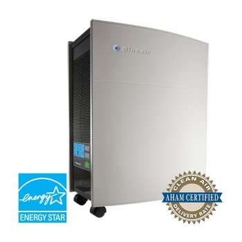 Blueair HEPASilent 555EB Air Purifier with Bonus Filter