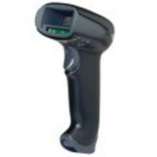 Honeywell 1900GSR-2USB-EZ Xenon 1900 Area Imaging Scanner for 1D/PDF417/2D Barcode, USB Kit, Standard Range Imager, Type A 3M Straight Cable, Easydl Software, Black