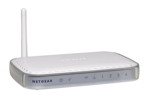 - NETGEAR WGT624NA Wireless G Firewall Router