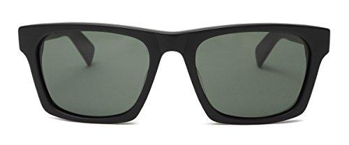 OTIS Eyewear Dive Bar : Matte Black/Grey Polarized Mens - Otis Glasses