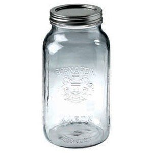 Bernardin Mason Jars - 1.9 L