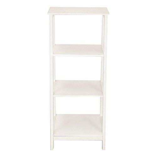 Adeco Simple Living Bookcase Shelf