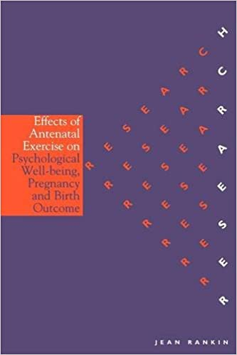 Download The Effects of Antenatal Exercise on Pregnancy and Birth PDF