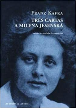 Três Cartas a Milena Jesenská: Amazon.es: Franz Kafka ...